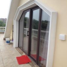 【万增门窗】上海美亚宝断桥铝门窗 隔音移门