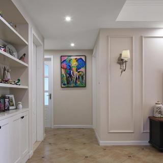 105平美式风格三居装修效果图
