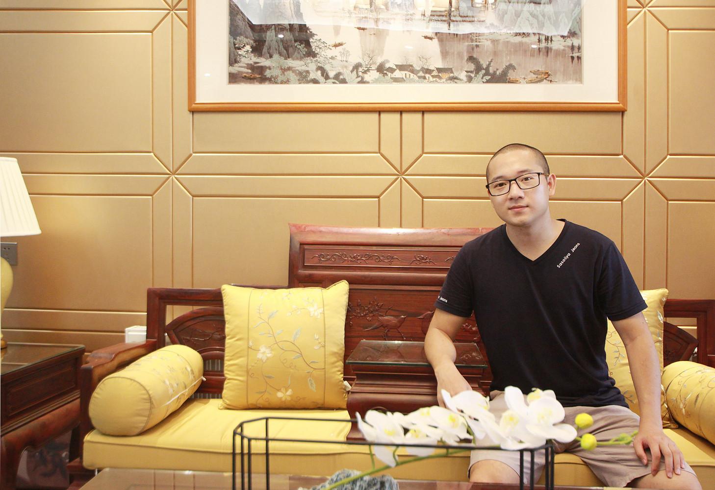 中式风装修设计师图片