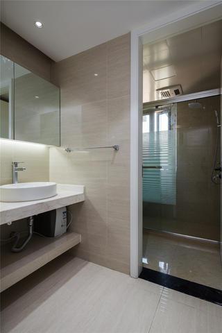 120㎡简约风格家卫生间设计