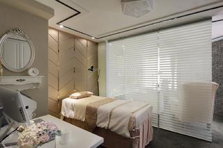 80平现代简约装修床头背景墙图片
