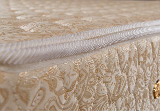 【6月精品采购节】居美印尚 爱眠系列拉丝提丝弹簧床垫