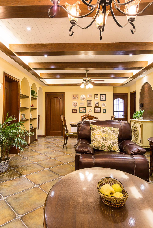 150㎡美式之家沙发图片