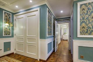 豪华欧式装修卧室墙面图片