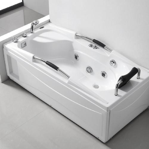 【齐家博会专享】1.7米按摩浴缸AC110SQ