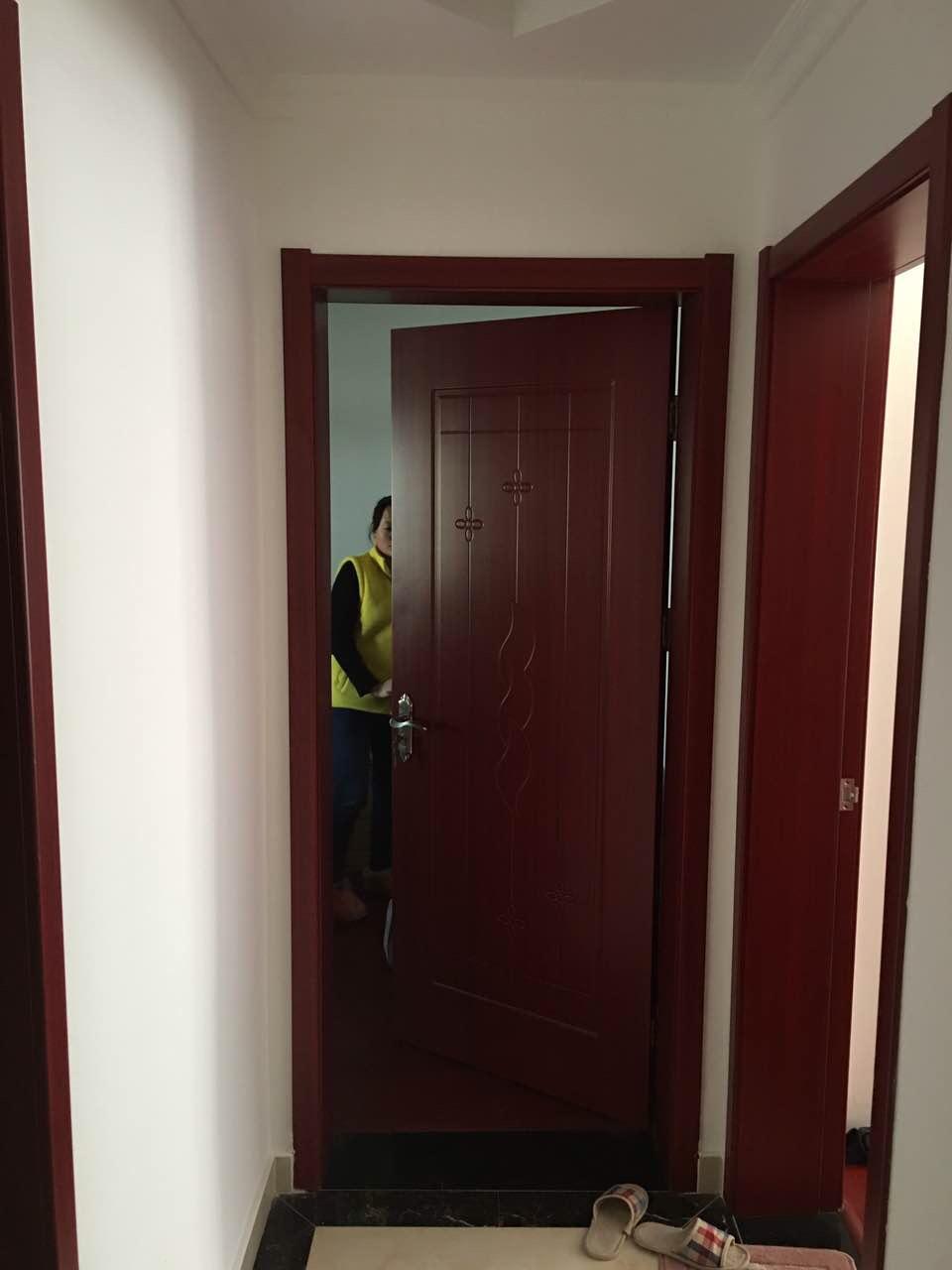 实木复合免漆门