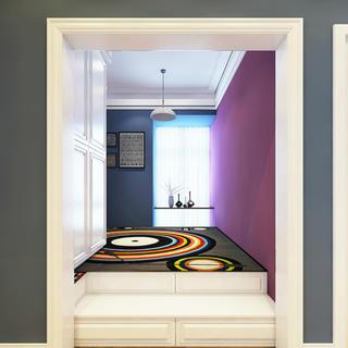 现代简约三居室装修多功能房榻榻米设计