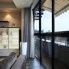 【万增门窗】中空玻璃窗咖啡色美亚宝品牌仅限团购会员