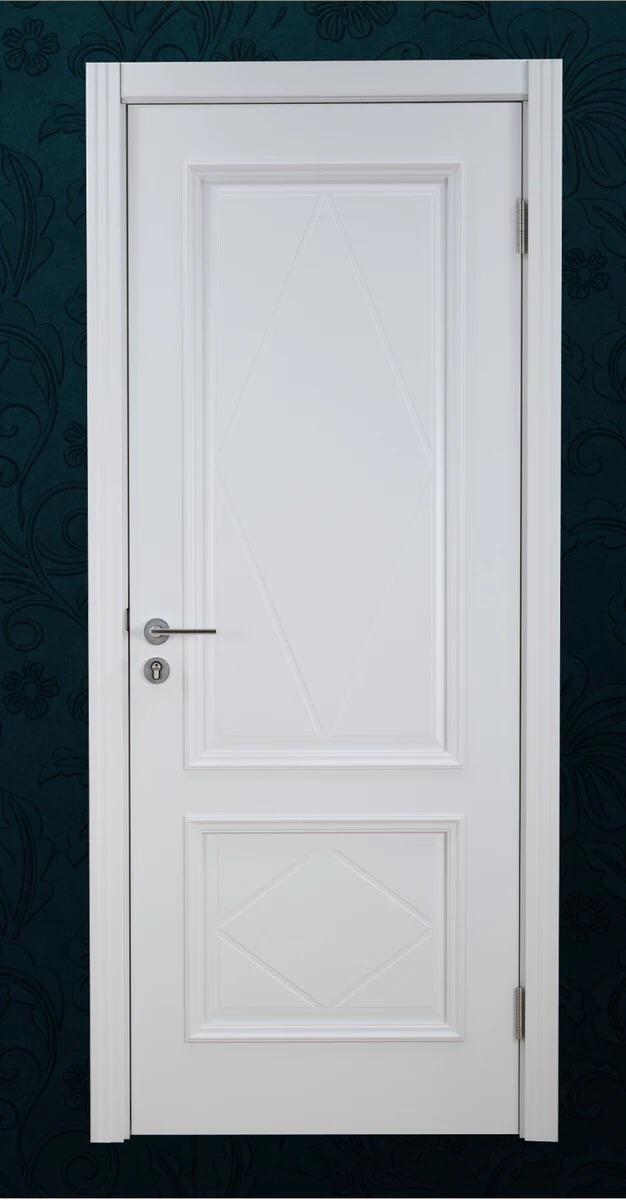 实木复合烤漆工艺门