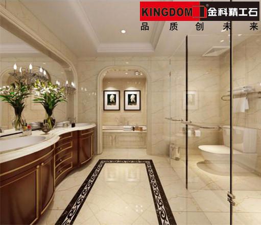 金科瓷砖•索菲特金 通体大理石砖QPD-8902