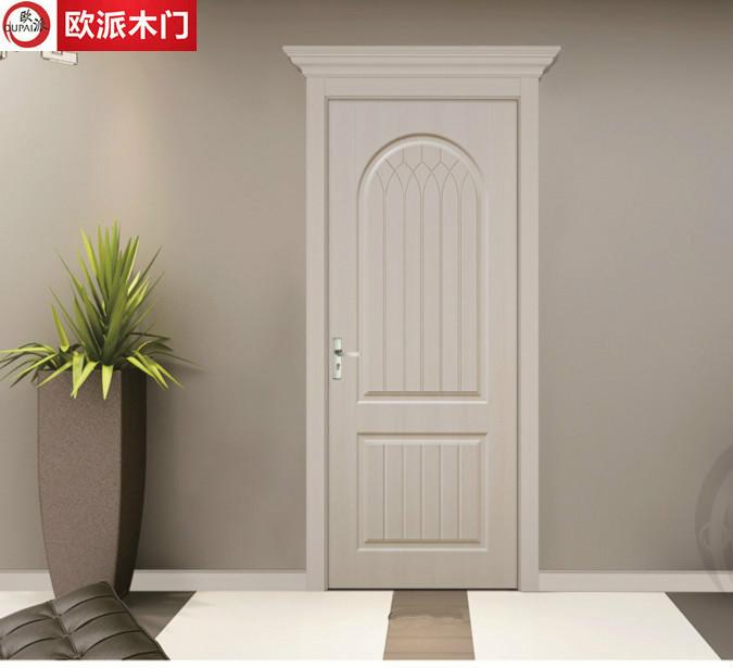 歐派木門雅居系列簡約室內門臥室門免漆門opm-037