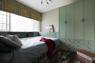 混搭二居装修卧室设计图