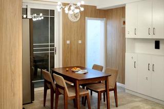 139平简约风格家餐厅设计图
