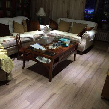 上海瑞士卢森地板