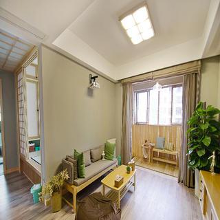 日式三居装修设计 舒适休闲