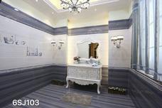 圣梵尔赛6SJ103镜面瓷片