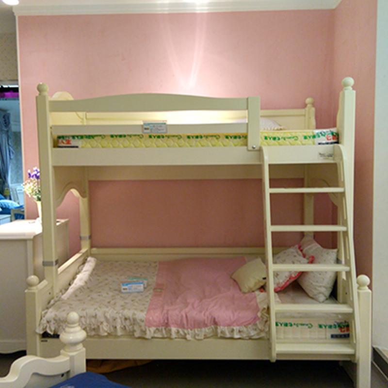七彩城堡家具Q8-BH01上下架床1x1.35x2m