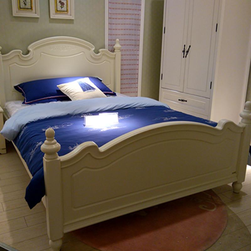 七彩城堡Q8-BP7014钢琴之夜1.5x2米床