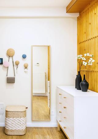 二居室日式风格家玄关设计