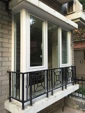 【万增门窗】美亚宝品牌断桥铝60开窗中空5+12A+5MM玻璃