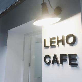 极简猫咪咖啡厅装修招牌设计