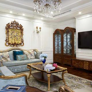 法式别墅装修设计 贵族品味