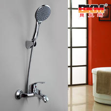 贝克玛卫浴 双出水花洒 BKM 901 淋浴房 洗澡三联龙头