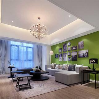 现代简约三居设计 温文尔雅