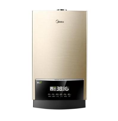 美的燃气热水器JSQ22-12HG6
