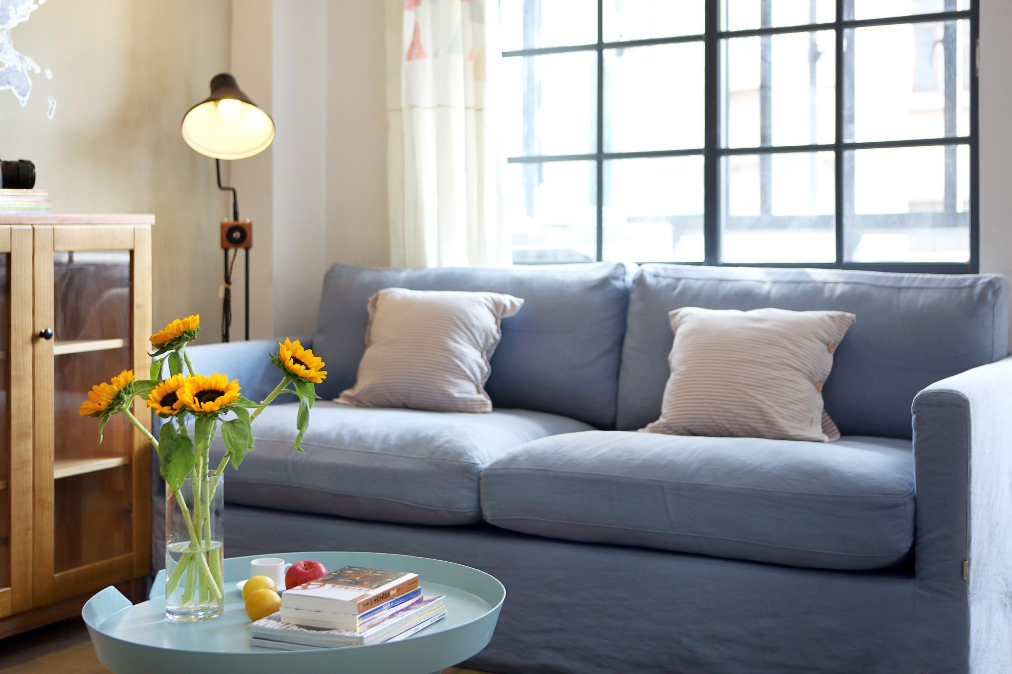 北欧风格三居之家沙发图片