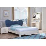 焦作雅宝家具 欧式板式床 1.8米双人床