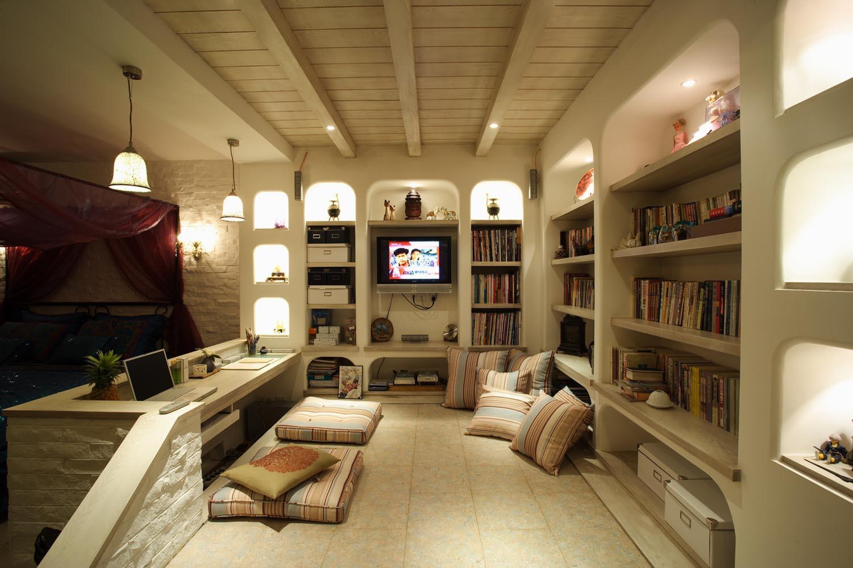 30平小户型装修客厅设计图