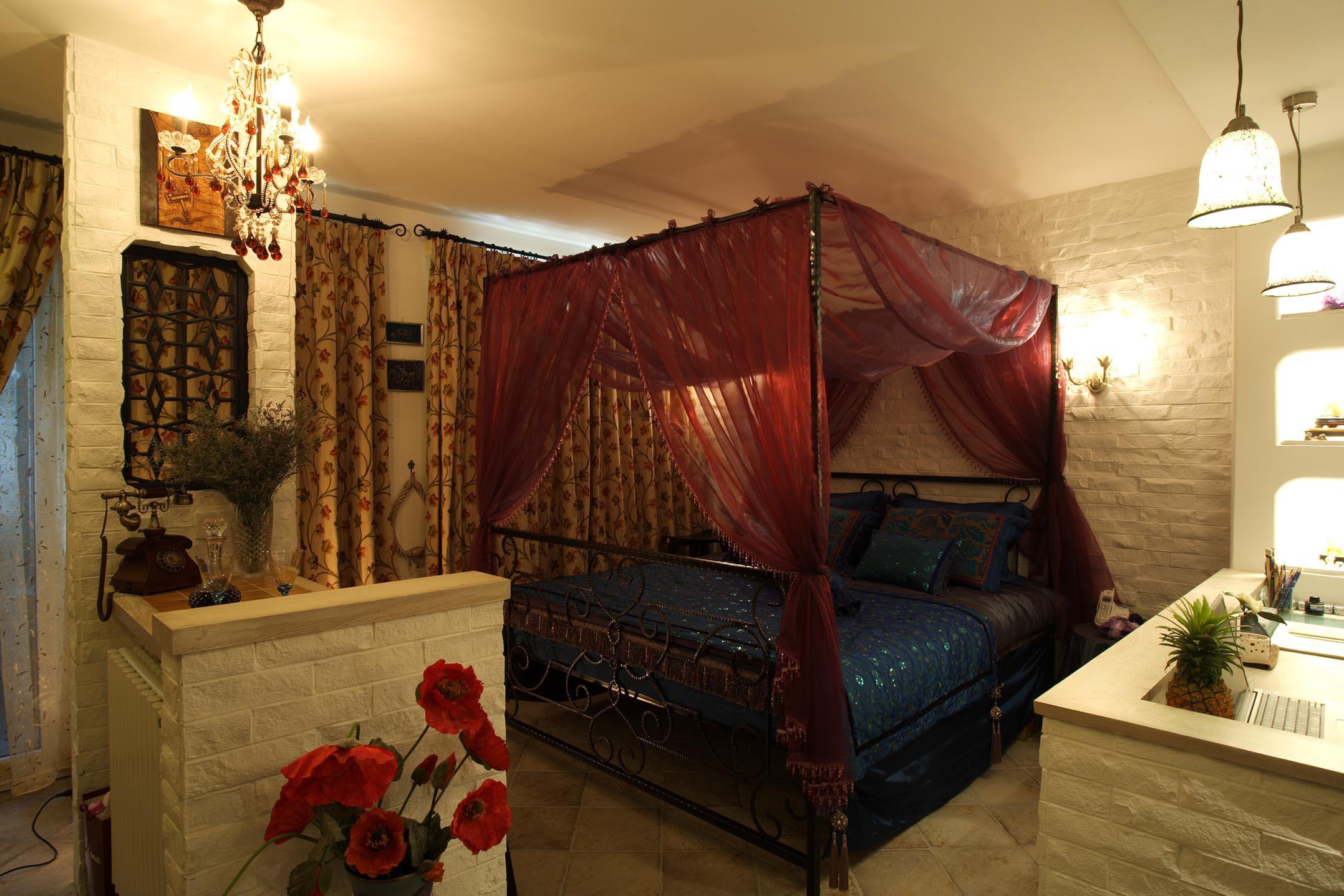 30平小户型装修卧室布置图