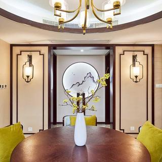 中式三居装修设计 禅意的生活