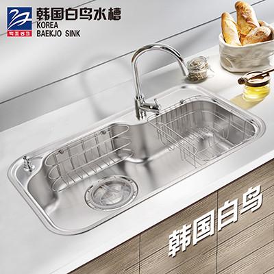 上海白鸟水槽