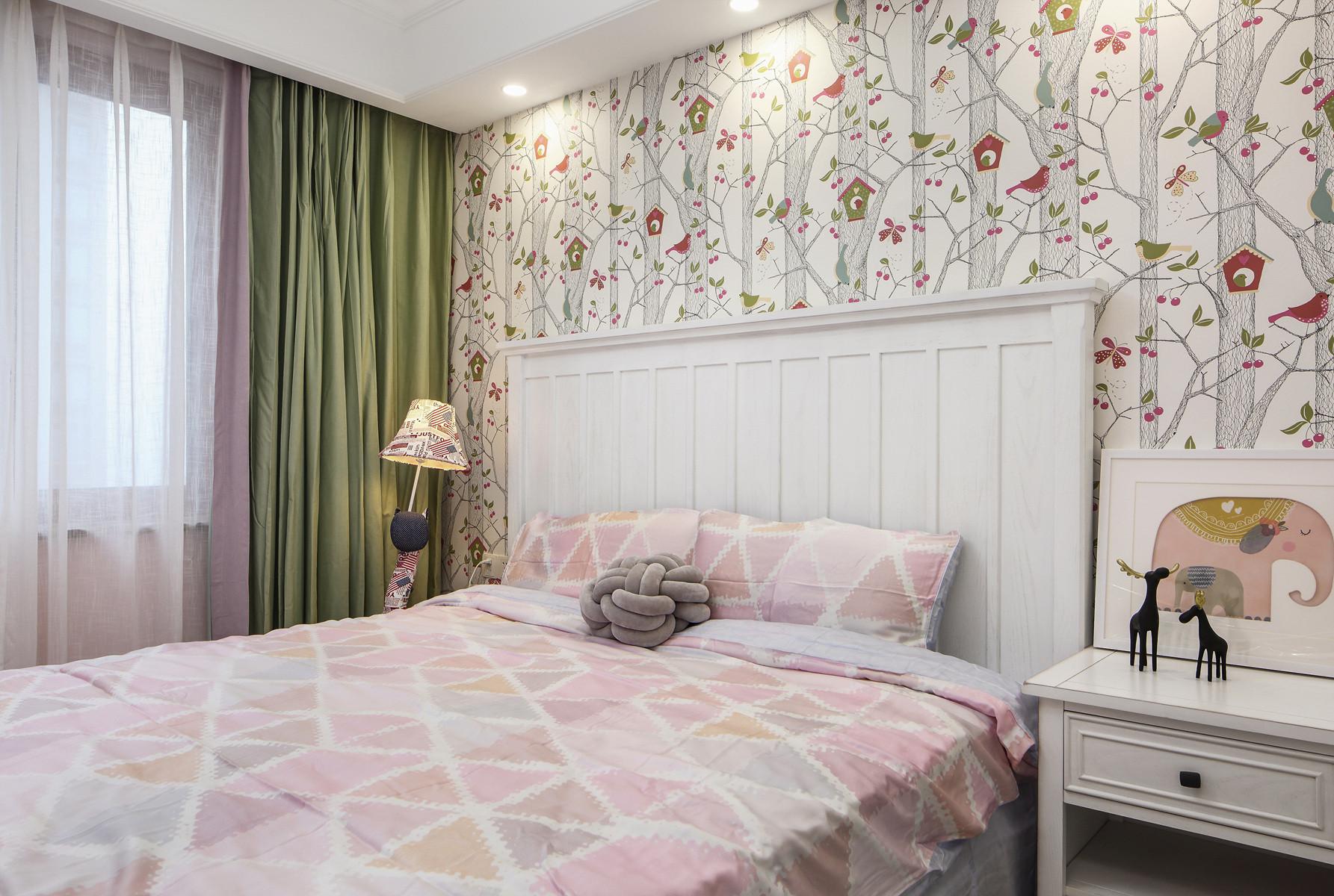 背景墙 房间 家居 起居室 设计 卧室 卧室装修 现代 装修 1785_1200