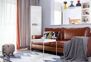 北欧风三居之家沙发图片