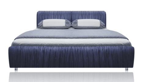 VB-032标准床架+V-1排骨架+1V床垫 不含床品