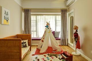 168平混搭装修儿童房欣赏图