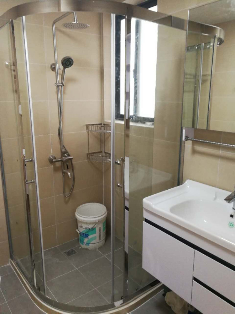 浪华华淋浴房lh-5008圆弧移门的全部评论(20)
