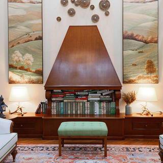 美式别墅装修设计 异域风情