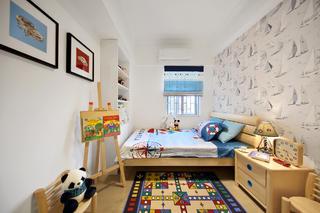 北欧三居装修儿童房效果图