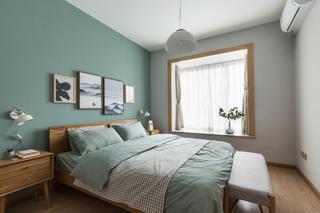 小户型北欧风格家卧室效果图