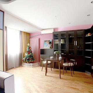 混搭二居室装修 新鲜舒适