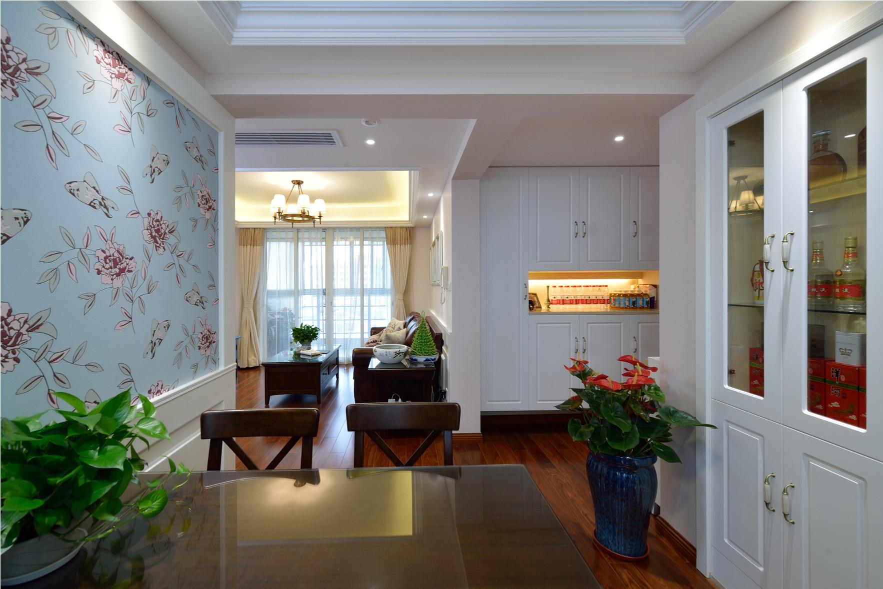 二居室美式之家餐边柜图片