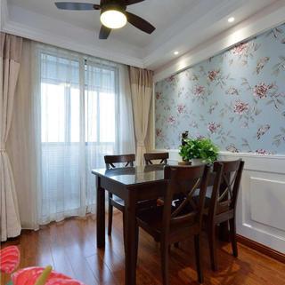 二居室美式之家 舒适美好