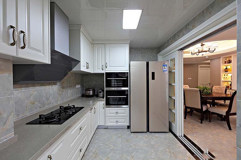 家中厨房电路图绘制