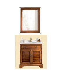 诺肯卫浴定制柜