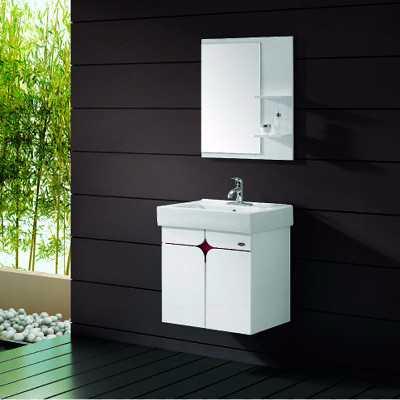 【齐家博会专享】 卫浴柜PVCAPG6G349AP