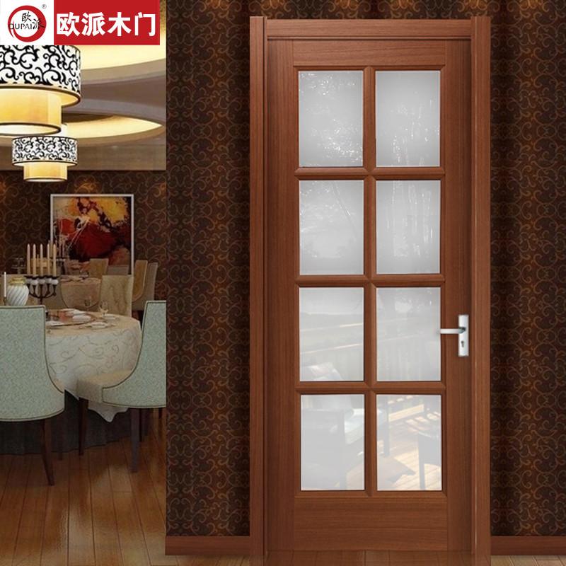 欧派木门 致雅实木复合门 致雅-065 房门 厨卫门